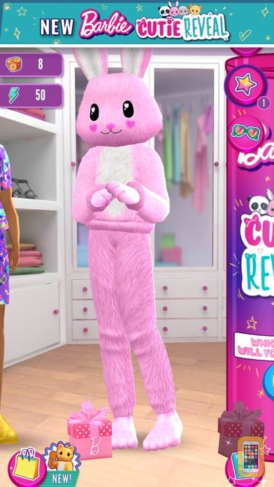 Screenshot - Barbie™ Fashion Closet