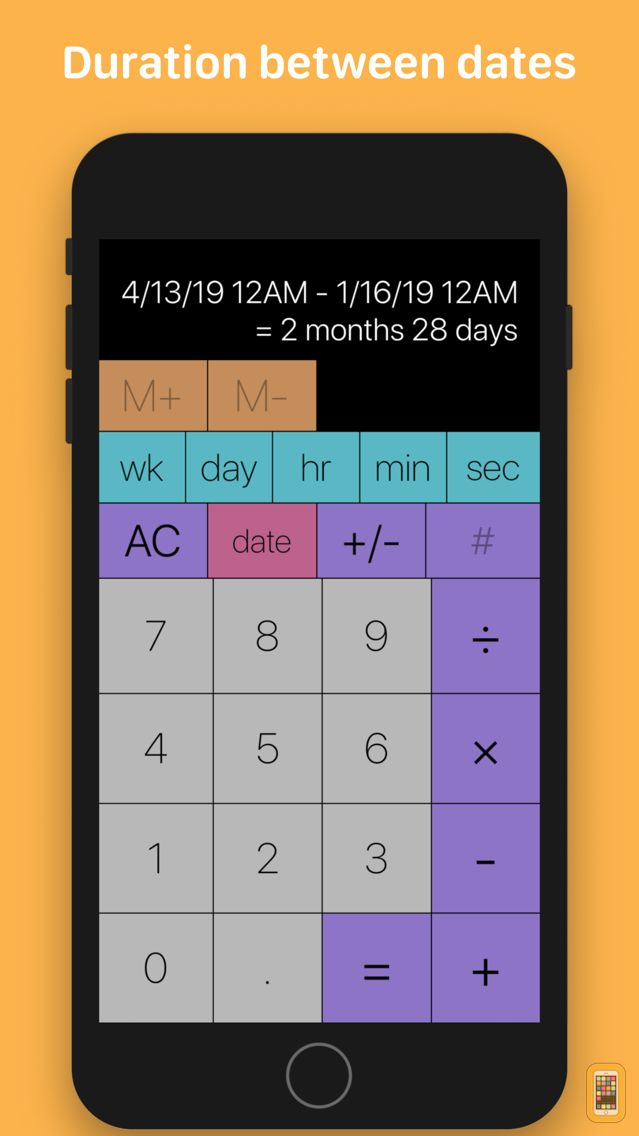 Screenshot - Tabi Calc