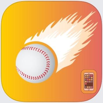 Baseball Radar Gun - stats accurate to +/- 0.5 MPH by LW Brands, LLC (Universal)