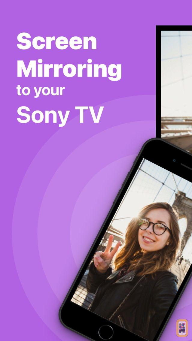 Screenshot - Mirror for Sony Smart TV