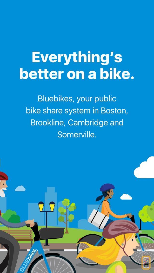 Screenshot - Bluebikes