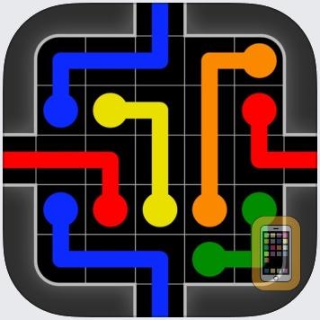 Flow Free: Warps by Big Duck Games LLC (Universal)