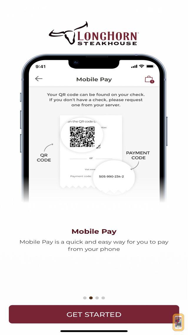Screenshot - LongHorn Steakhouse®