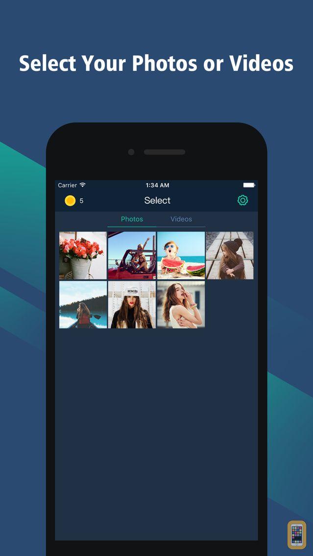 Screenshot - Sneakaboo Upload - Edit Snap & Save to Camera Roll