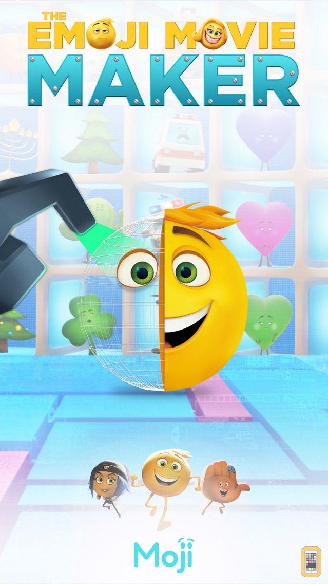 Screenshot - The Emoji Movie Maker