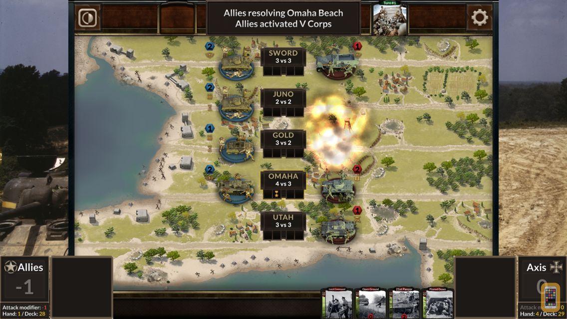 Screenshot - Lightning: D-Day