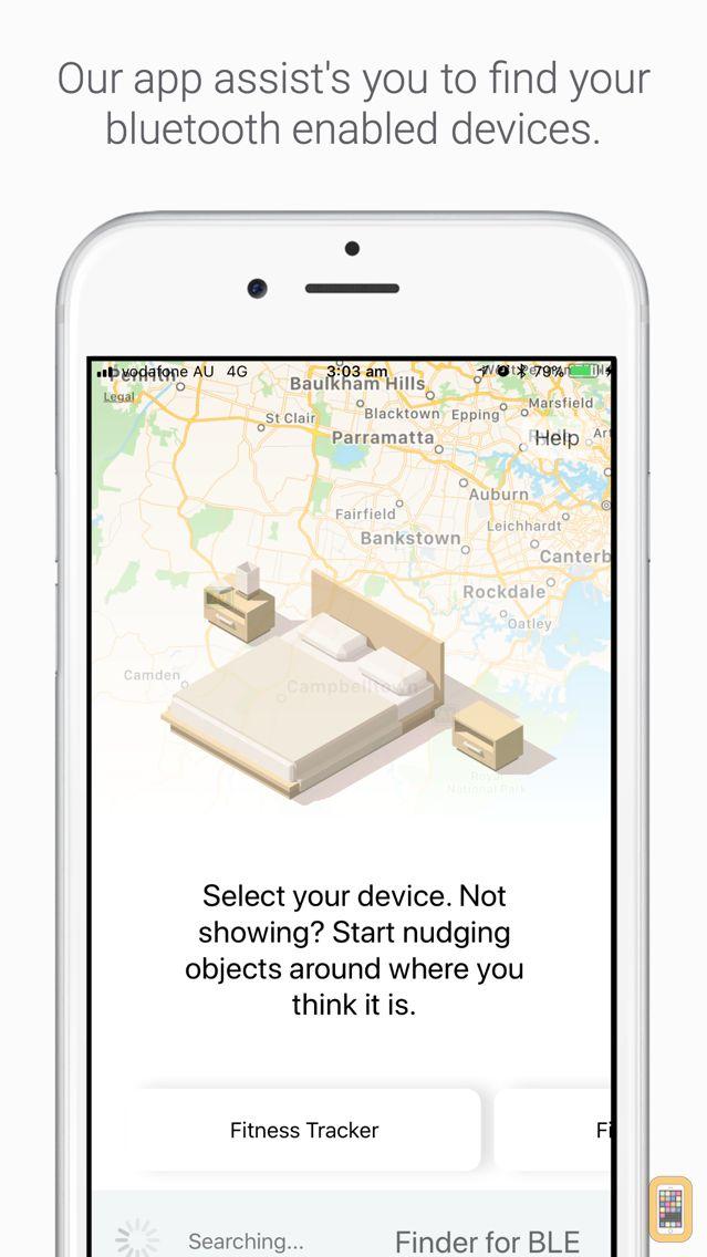 Screenshot - Bluetooth Finder