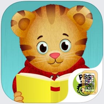 Daniel Tiger's Storybooks by PBS KIDS (Universal)