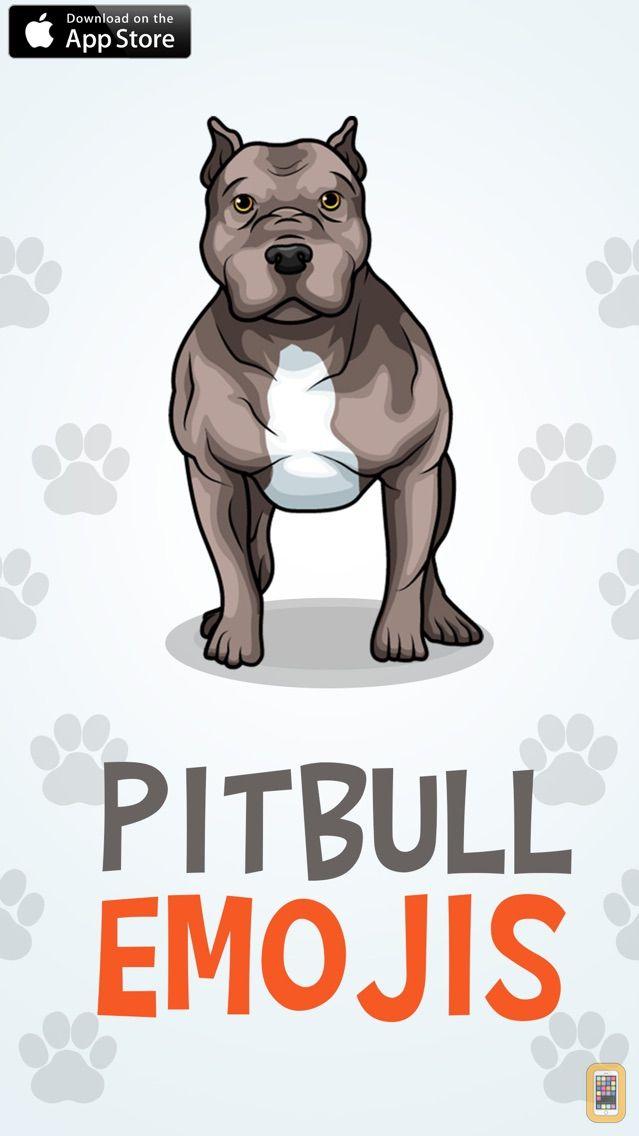 Screenshot - PitbullMoji - Pit Bull Emojis
