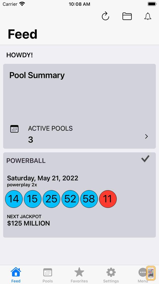 Screenshot - Lottery Box - Lotto Manager