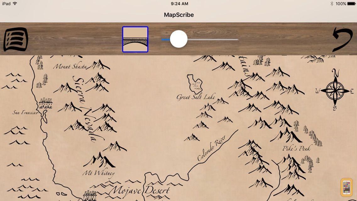 Screenshot - MapScribe