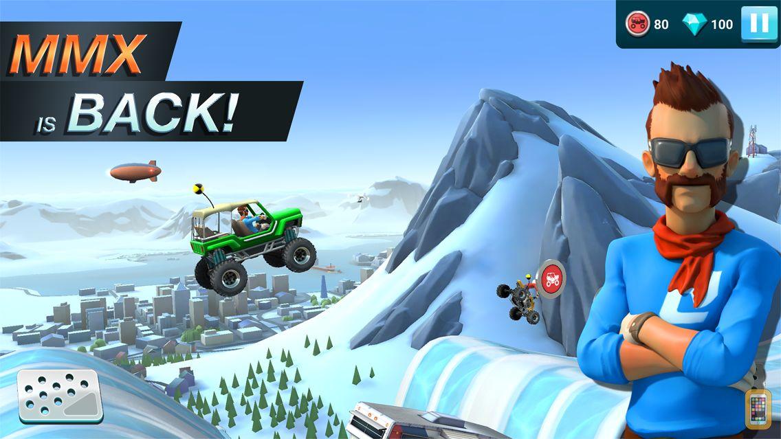 Screenshot - MMX Hill Dash 2 - Race Offroad