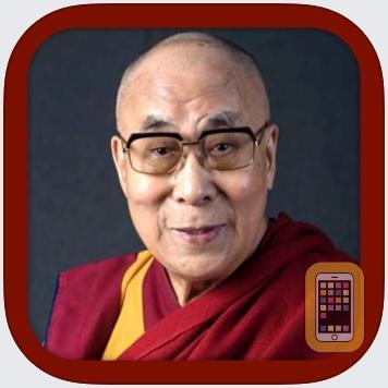 Dalai Lama by Tenzin Choejor (iPhone)