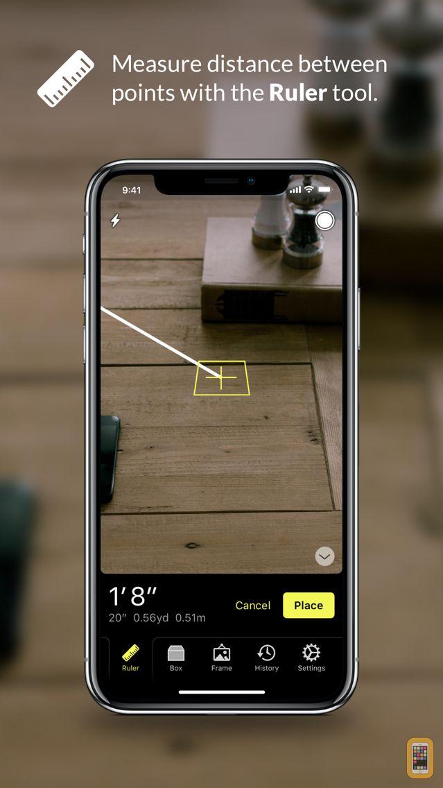 Screenshot - Cubit — AR Ruler Toolkit