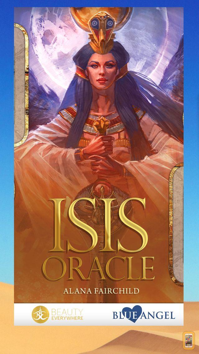 Screenshot - Isis Oracle