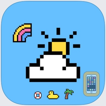 Pixel Weather - Forecast by TAO WU (Universal)