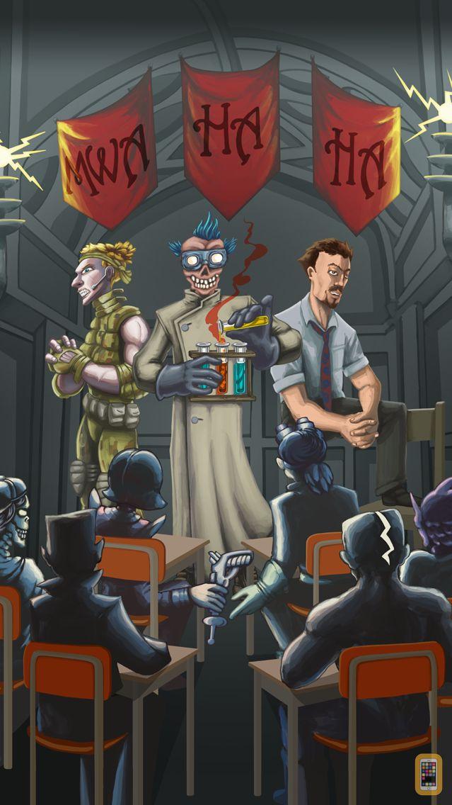 Screenshot - Grand Academy for Villains