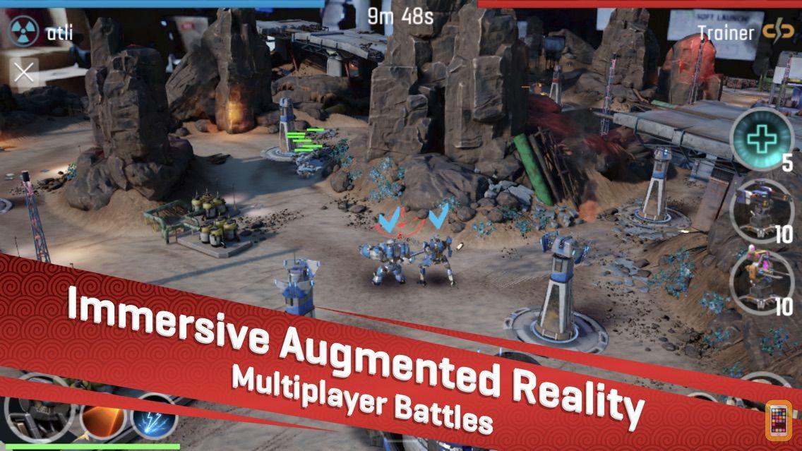 Screenshot - The Machines