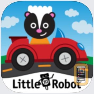 TALU Town by Little 10 Robot (Universal)