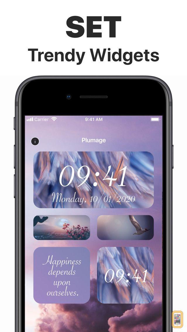 Screenshot - App Icons – Widget & Wallpaper