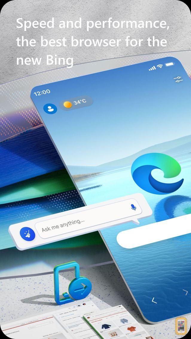 Screenshot - Microsoft Edge: Web Browser