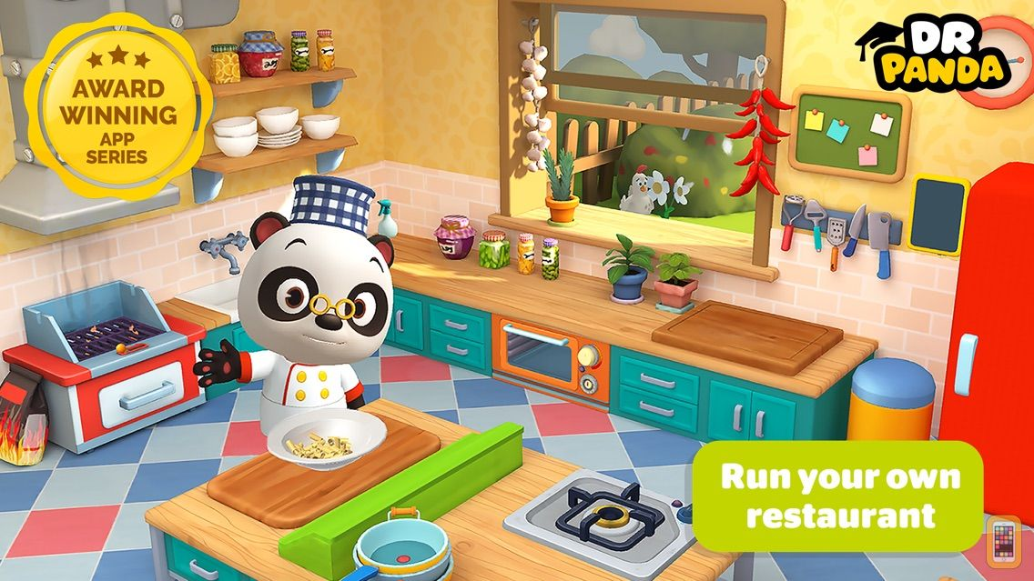 Screenshot - Dr. Panda Restaurant 3
