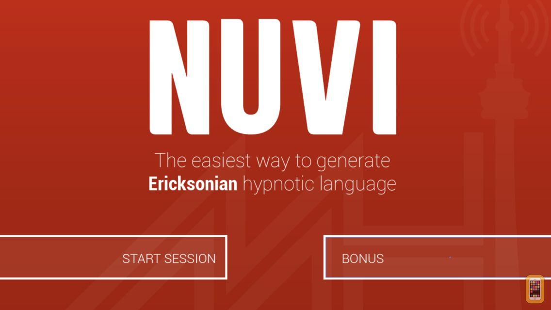 Screenshot - NUVI by Mike Mandel Hypnosis