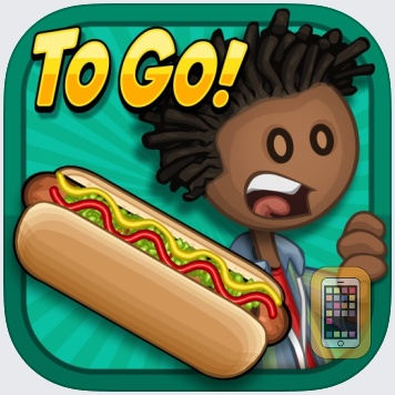 Papa's Hot Doggeria To Go! by Flipline Studios (iPhone)
