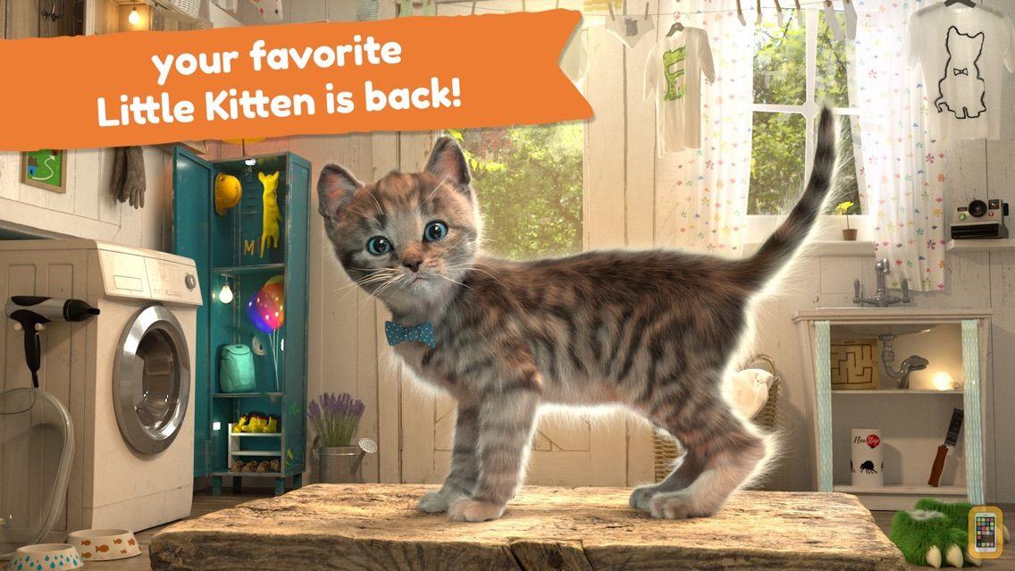 Screenshot - Little Kitten Adventures