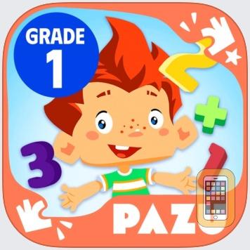 First Grade Math - Play&Learn by Pazu Games Ltd (Universal)