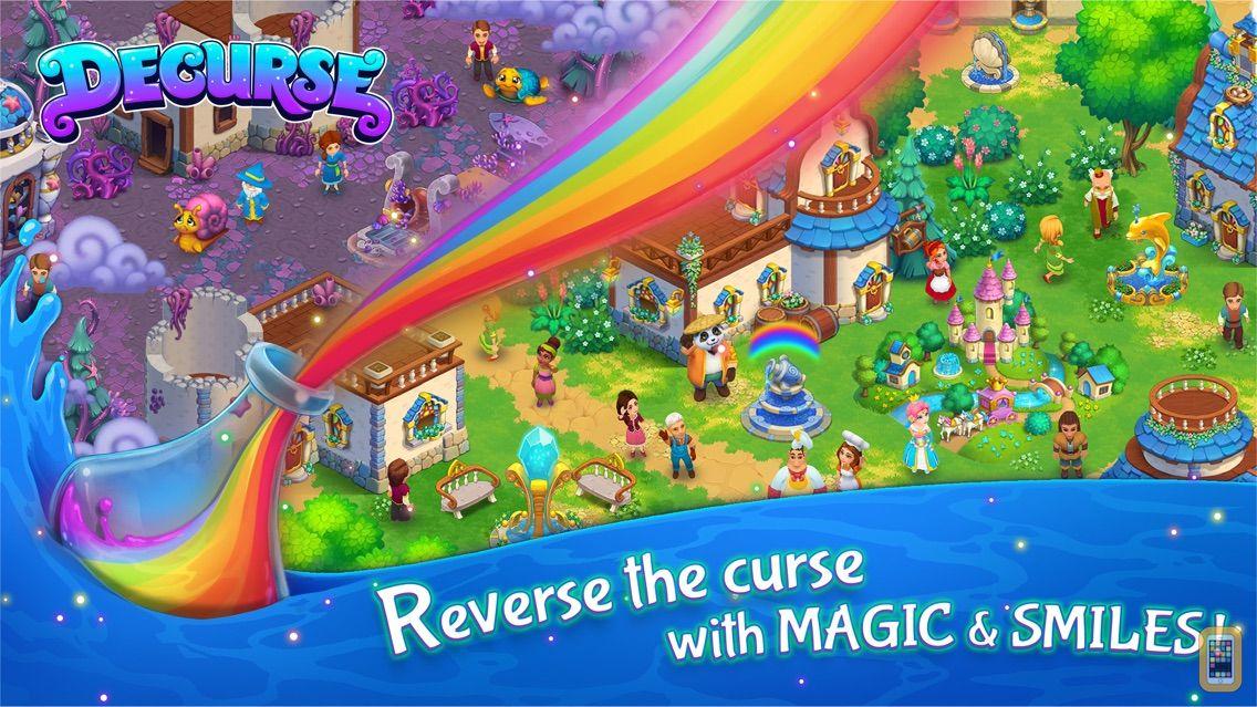 Screenshot - Decurse – Magical Farming Game