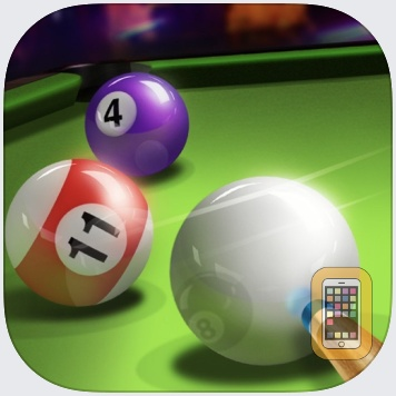8 Ball Pool City by yu liu (Universal)