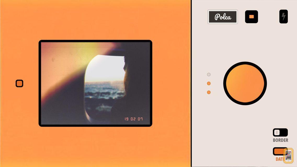 Screenshot - Polca - Retro Camera