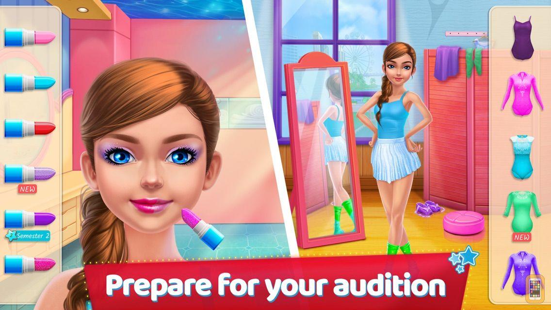 Screenshot - Dance School Stories