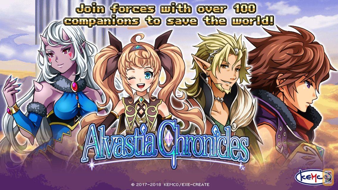 Screenshot - [Premium] Alvastia Chronicles