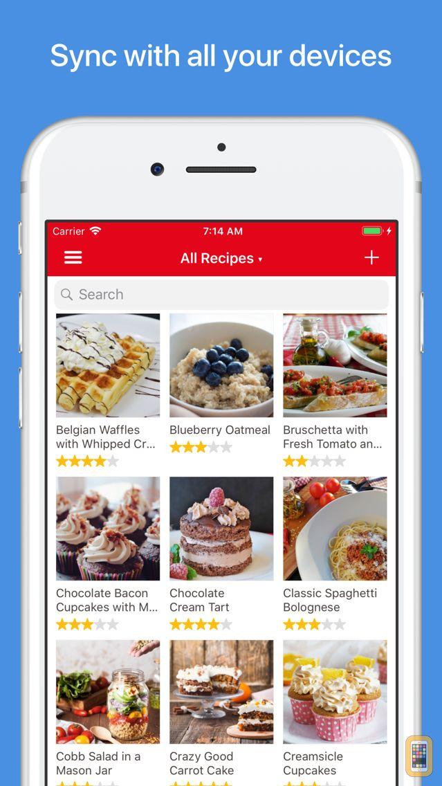 Screenshot - Paprika Recipe Manager 3