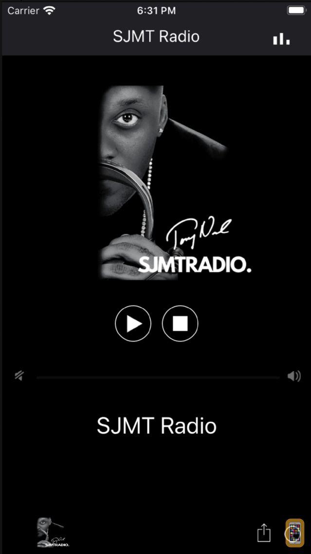 Screenshot - Slow Jam Mixtape Radio