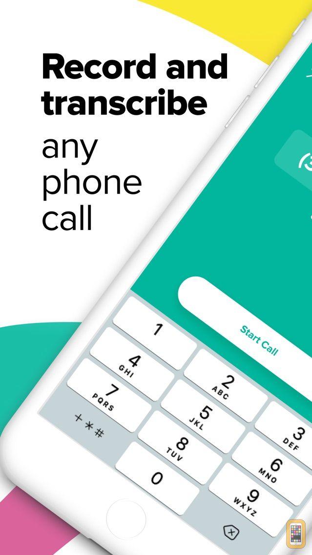 Screenshot - Rev Call Recorder