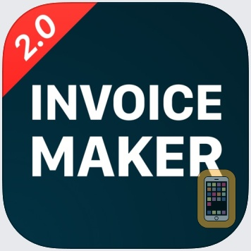 Invoice Maker App 2.0 by GetPaid Inc. (iPhone)