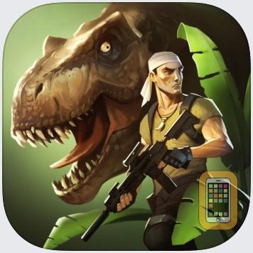 Jurassic Survival by Mikhail Talalaev (Universal)