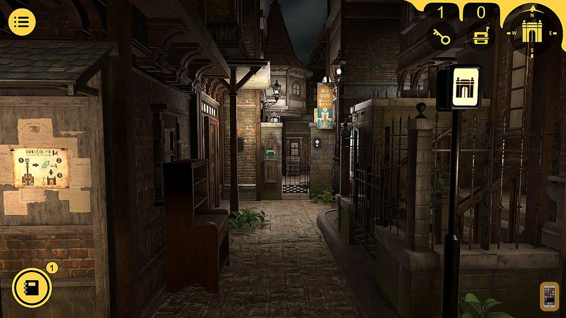 Screenshot - Alleys