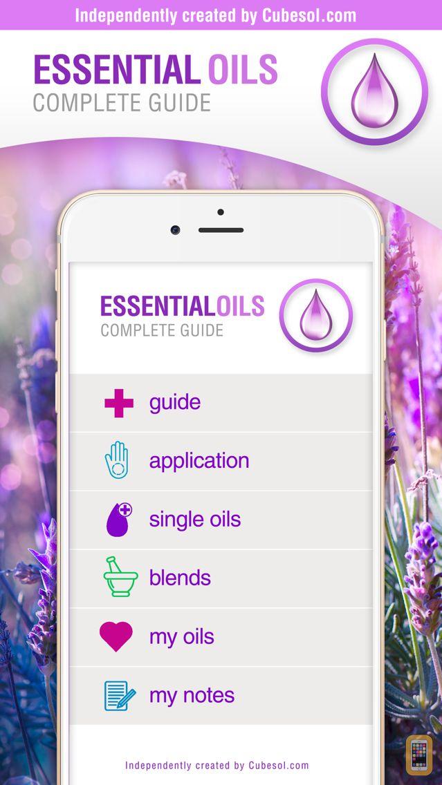Screenshot - Essential Oils Guide: doTERRA