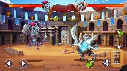 Screenshot - Tiny Gladiators 2