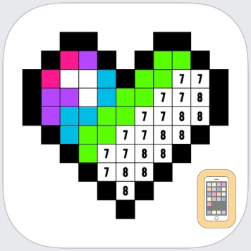 Color by Number: Coloring Book by Fun Games For Free (Universal)