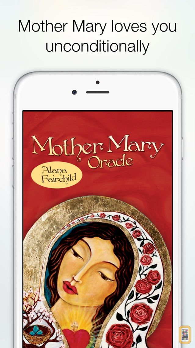 Screenshot - Mother Mary Oracle