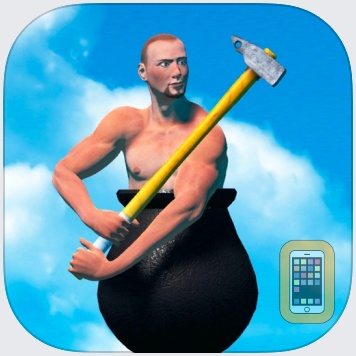 Getting Over It by Bennett Foddy (Universal)