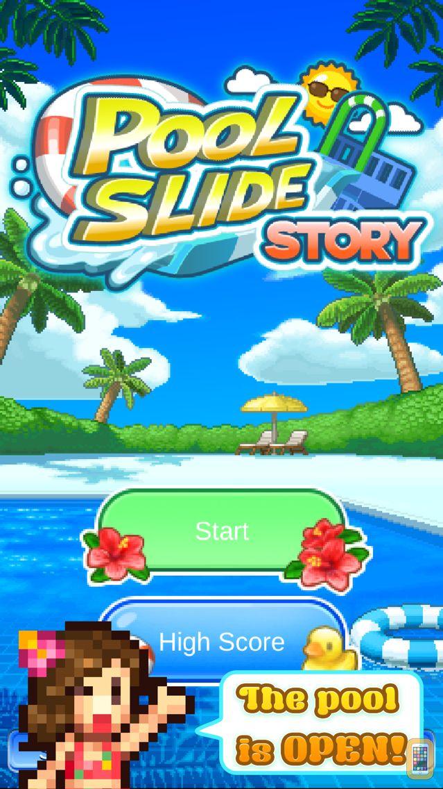 Screenshot - Pool Slide Story