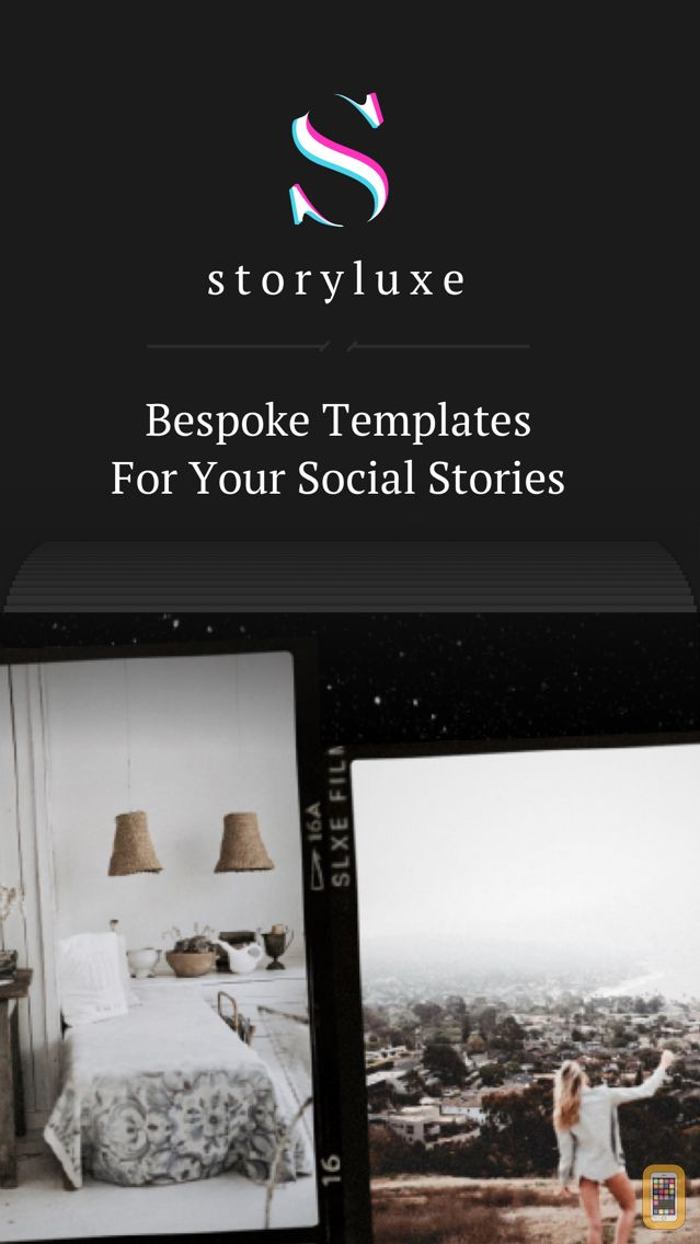 Screenshot - Storyluxe