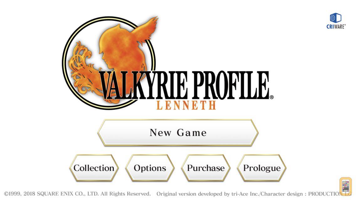 Screenshot - VALKYRIE PROFILE: LENNETH