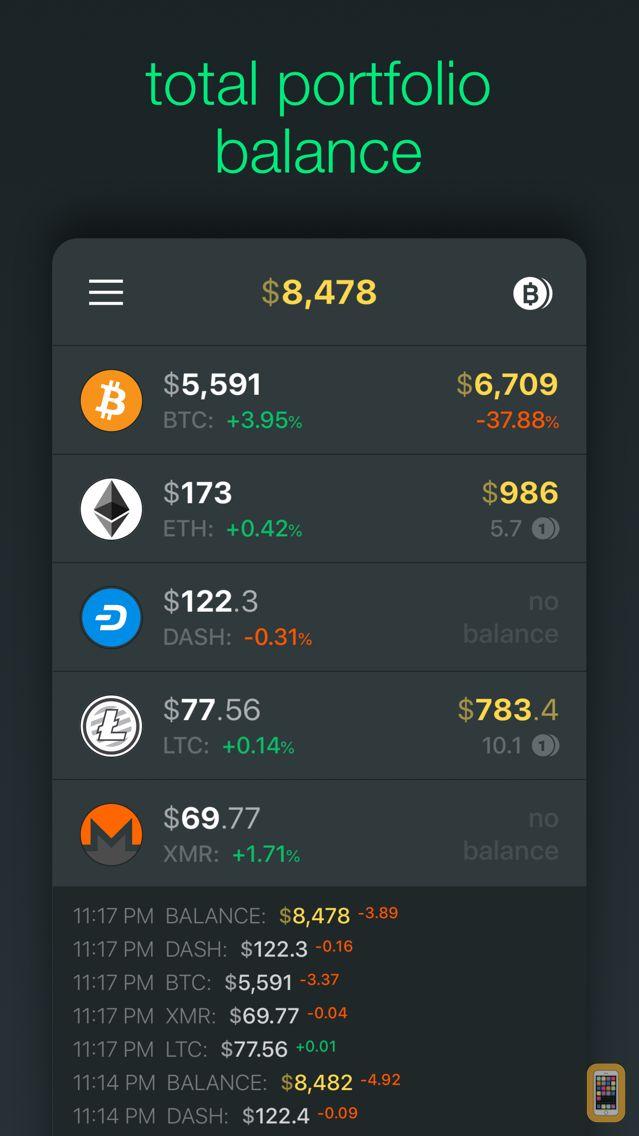 Screenshot - Bitstat - Crypto Tracker